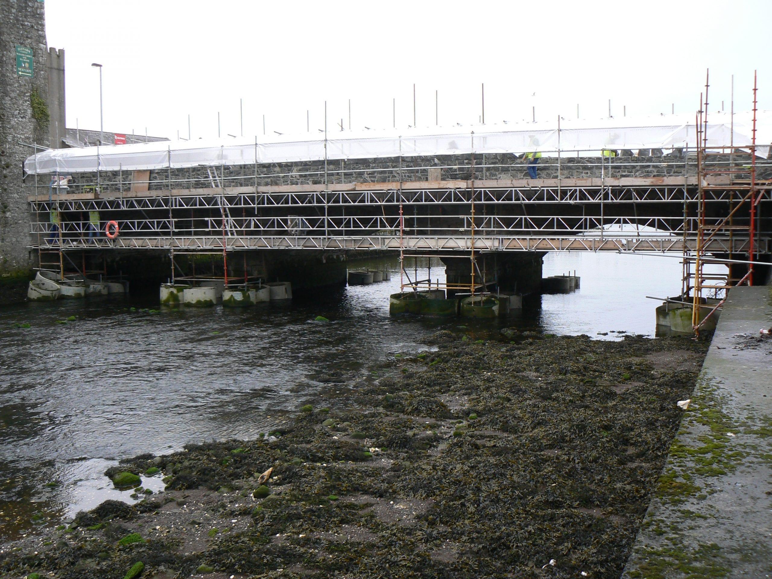glenarm castle bridge Featured Image