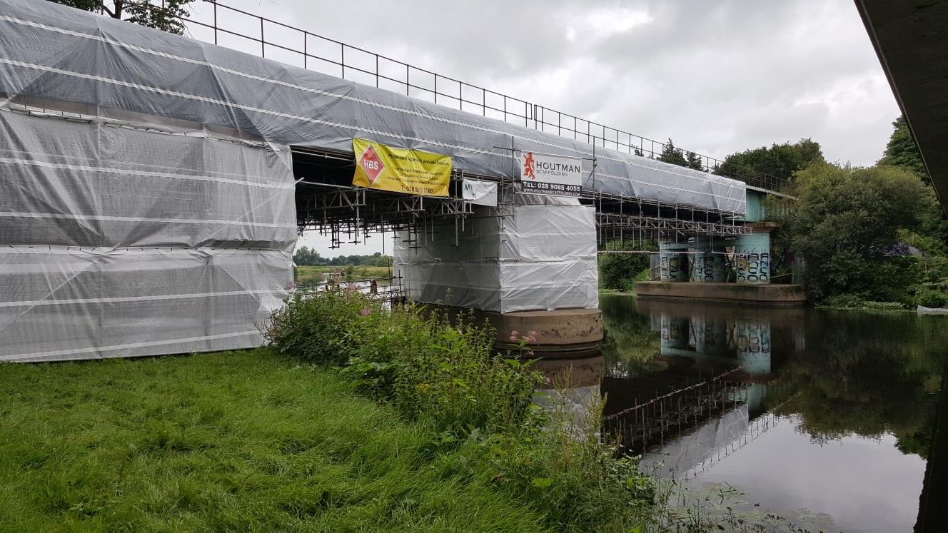 railway bridge portadown phase 3 Featured Image